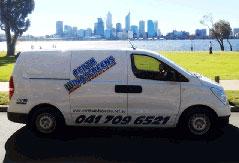 Perth Windscreens Van